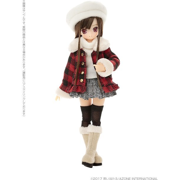 Pico EX Cute 1/12 Scale Fashion Doll: Aika - Wicked Style IV