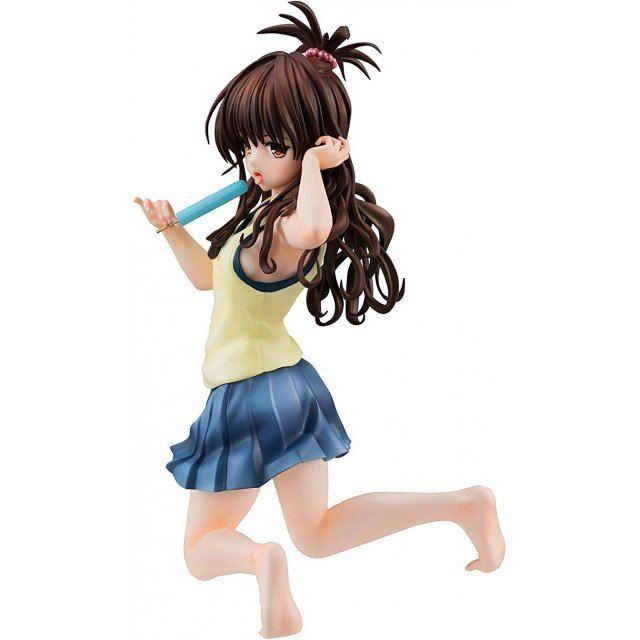 To Love-Ru Gals Pre-Painted PVC Figure: Mikan Yuki