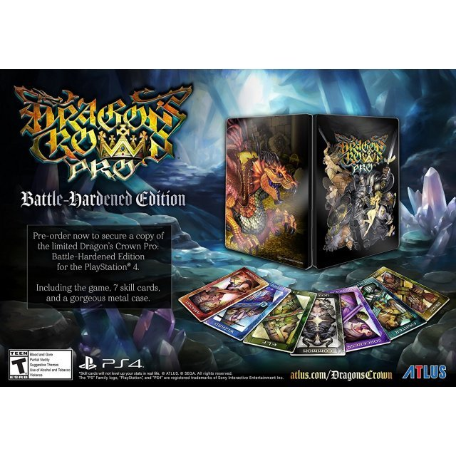 Dragon's Crown Pro [Battle-Hardened Edition]
