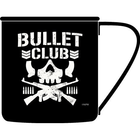 New Japan Pro-Wrestling - Bullet Club Stainless Mug Cup