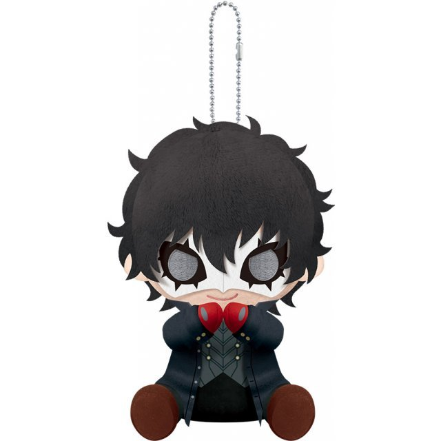 Pitanui Persona 5 Plush: Main Character Phantom Thief Ver.