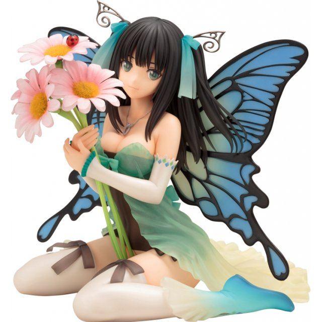 4-Leaves Tony's Heroine Collection 1/6 Scale Pre-Painted Figure: Hinagiku no Yousei Daisy