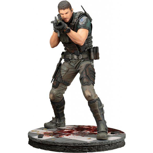 ARTFX Biohazard Vendetta 1/6 Scale Pre-Painted Figure: Chris Redfield