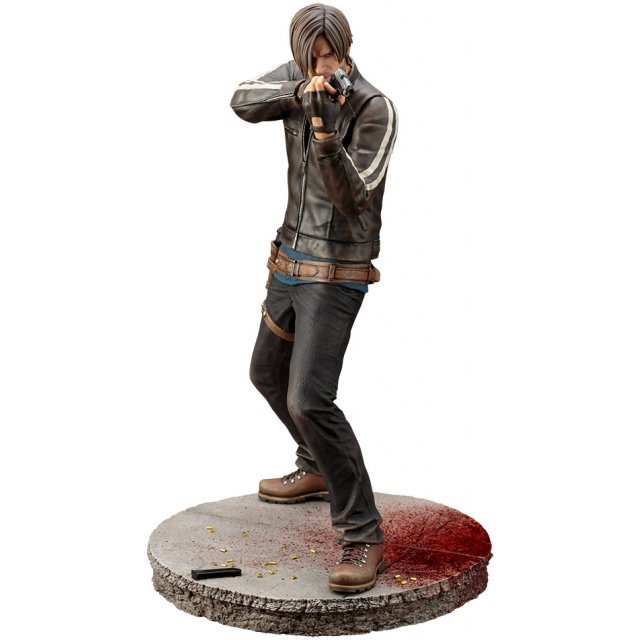 ARTFX Biohazard Vendetta 1/6 Scale Pre-Painted Figure: Leon S. Kennedy