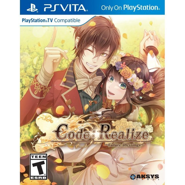 Code:Realize - Future Blessings