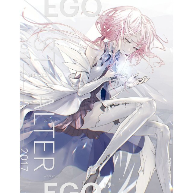 Greatest Hits 2011-2017 Alter Ego [CD+Blu-ray Limited Edition]