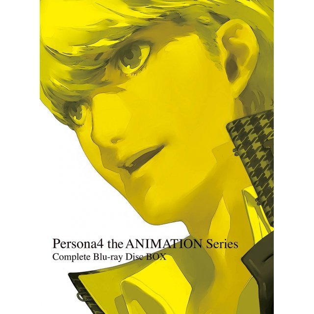 Persona4 The Animation Series Complete Blu-ray Disc Box [Limited Edition]