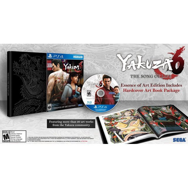 Yakuza 6: The Song of Life [Essence of Art Edition]