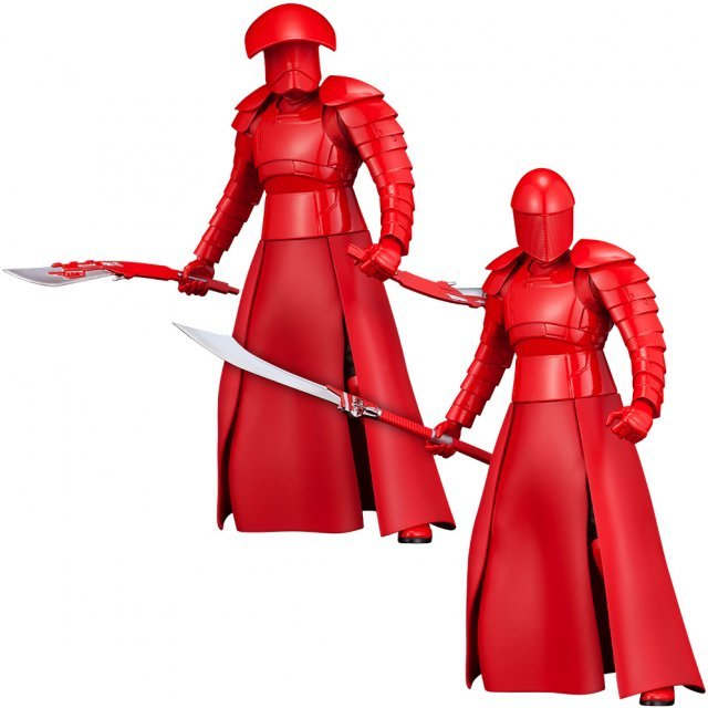 ARTFX+ Star Wars 1/10 Scale Pre-Painted Figure: Elite Praetorian Guard 2 Pack