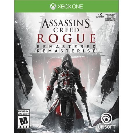 Assassin's Creed Rogue Remastered (Spanish Cover)