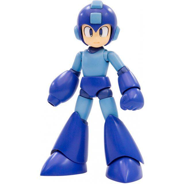 Mega Man 1/10 Scale Plastic Model Kit: Mega Man Repackage Edition
