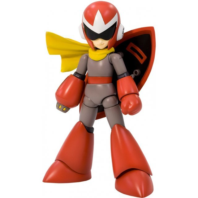 Mega Man 1/10 Scale Plastic Model Kit: Proto Man Repackage Edition (Re-run)