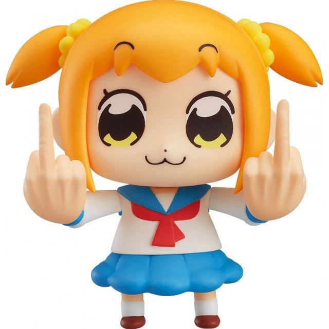 Nendoroid No. 711 Pop Team Epic: Popuko [Good Smile Company Online Shop Limited Ver.] (Re-run)