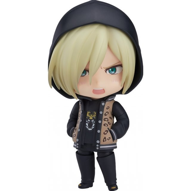 Nendoroid No. 874 Yuri!!! On ICE: Yuri Plisetsky Casual Ver. [Good Smile Company Online Shop Limited Ver.]