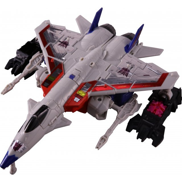 Power of the Primes Transformers: Starscream