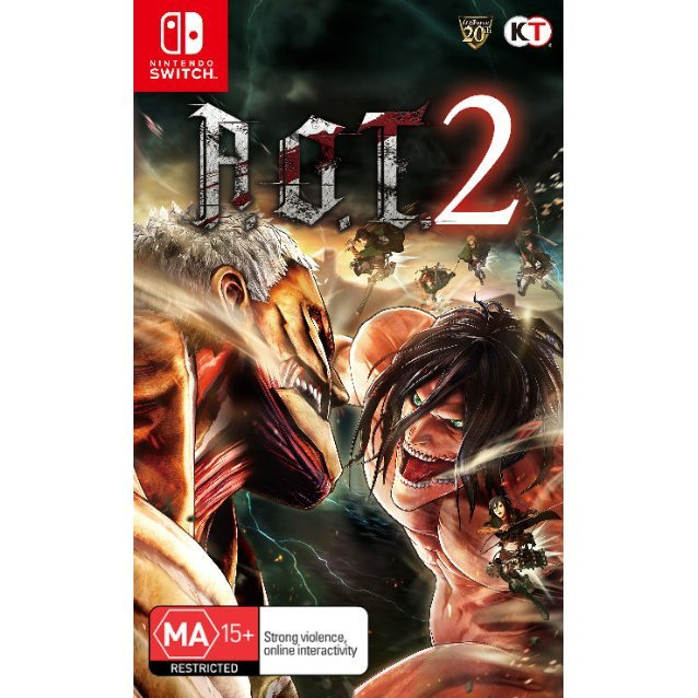 Attack on Titan Switch