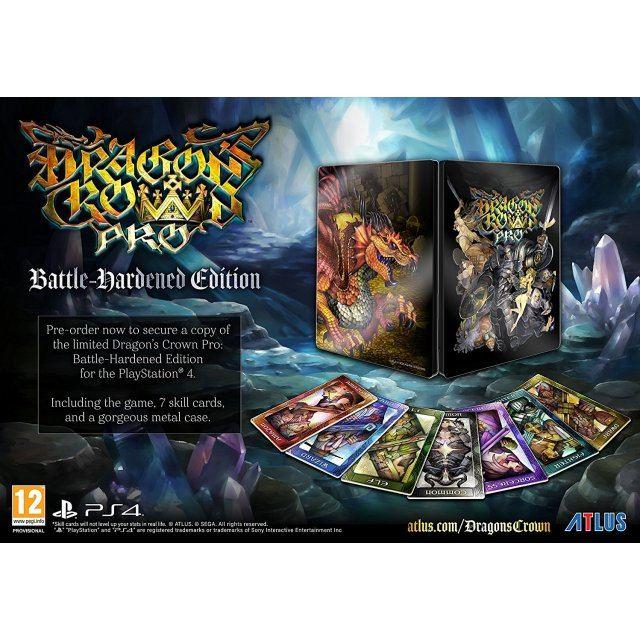 Dragon's Crown Pro [Battle-Hardened Edition]