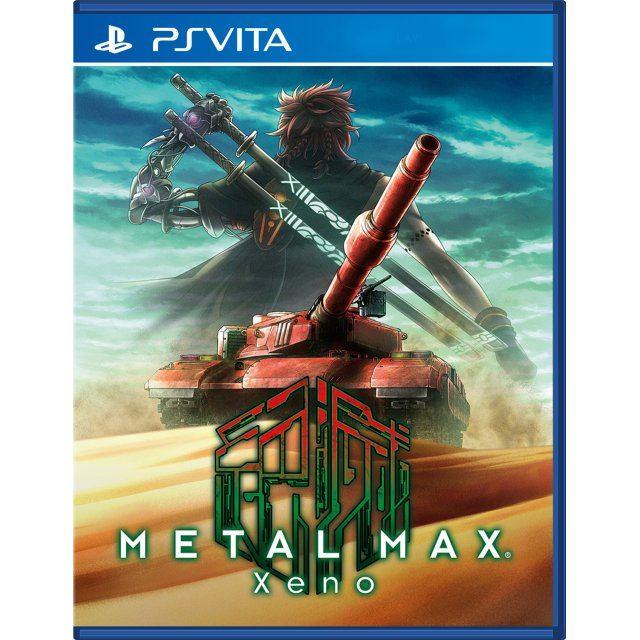 Metal Max Xeno (Chinese Subs)