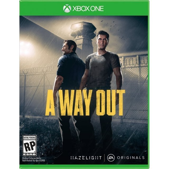A Way Out (English)