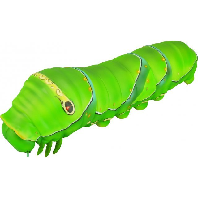 Soft Vinyl Toy Box 007 Asian Swallowtail Larva (Re-run)