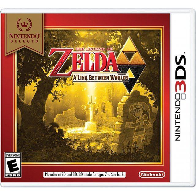 The Legend of Zelda: A Link Between Worlds (Nintendo Selects)
