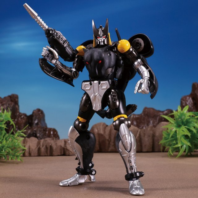 Transformers Masterpiece: MP-34S Shadow Panther (Beast Wars)