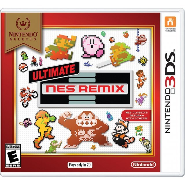 Ultimate NES Remix (Nintendo Selects)