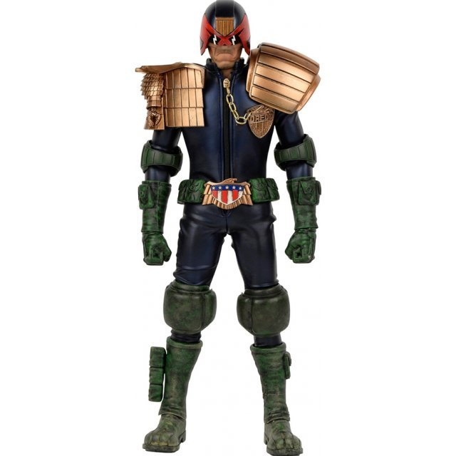 2000 AD 1/6 Scale Action Figure: Apocalypse War Judge Dredd