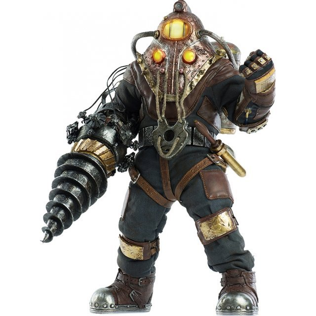 BioShock 2 1/6 Scale Action Figure: Subject Delta & Little Sister (Deluxe Ver.)