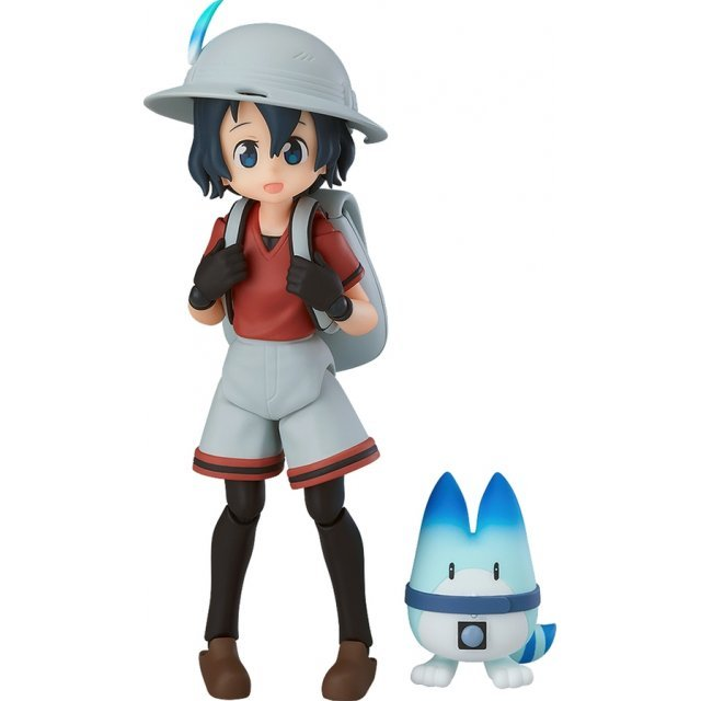 figma No. 384 Kemono Friends: Kaban [Good Smile Company Online Shop Limited Ver.]