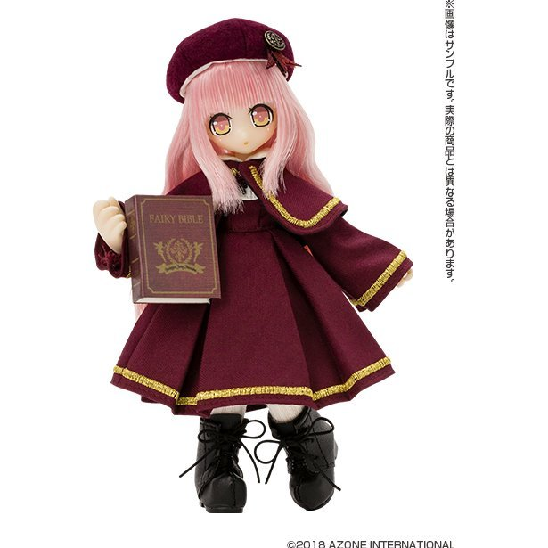 Lil' Fairy -Manekko Fairy- 1/12 Scale Fashion Doll: Pitica