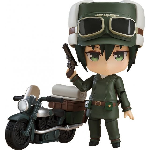 Nendoroid No. 890 Kino's Journey: Kino & Hermes [Good Smile Company Online Shop Limited Ver.]
