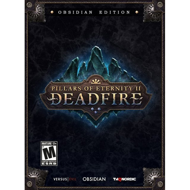 Pillars of Eternity II: Deadfire [Obsidian Edition] (DVD-ROM)