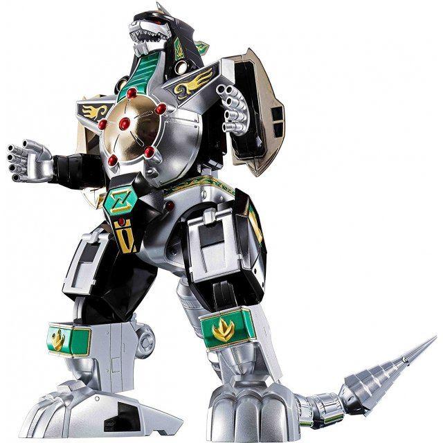 Soul of Chogokin Kyoryu Sentai Zyuranger: GX-78 Dragon Caesar
