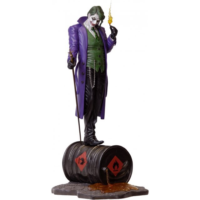 Fantasy Figure Gallery DC Comics Collection 1/6 Scale Resin Statue: Joker