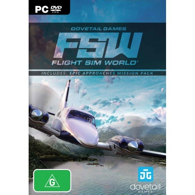 Flight Sim World (DVD-ROM)
