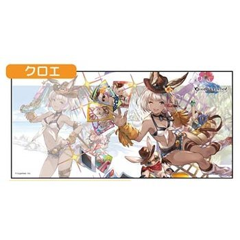 Granblue Fantasy Rubber Mat - Chloe Swimwear Ver.