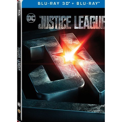Justice League (3D) (2-Disc) (Steelbook)