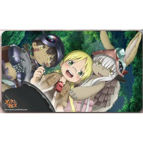 Made In Abyss A Character Rubber Mat