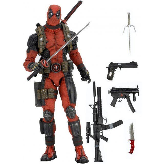 Marvel Comics 1/4 Scale Action Figure: Deadpool