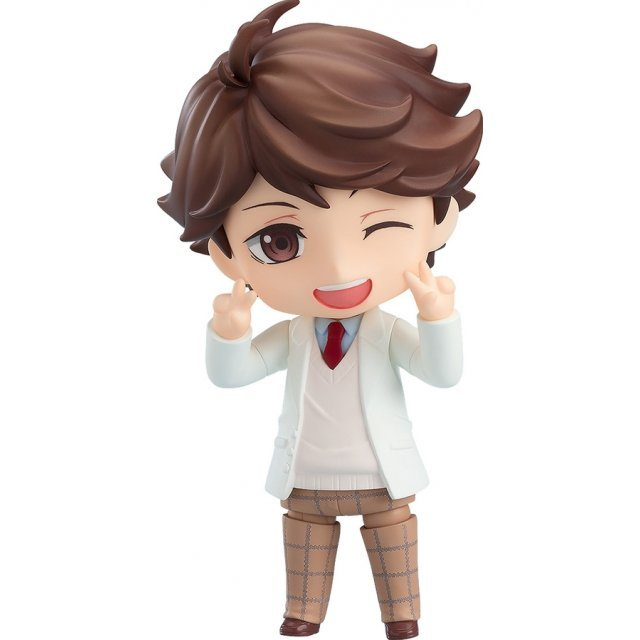 Nendoroid No. 889 Haikyu!!: Toru Oikawa School Uniform Ver.