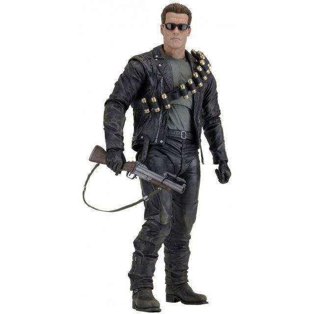 Terminator 2 1/4 Scale Action Figure: T-800