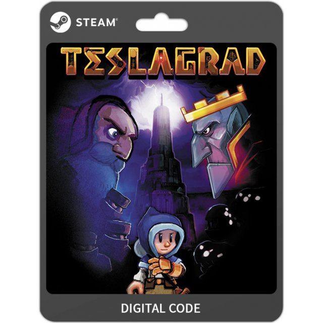 Teslagrad steam digital