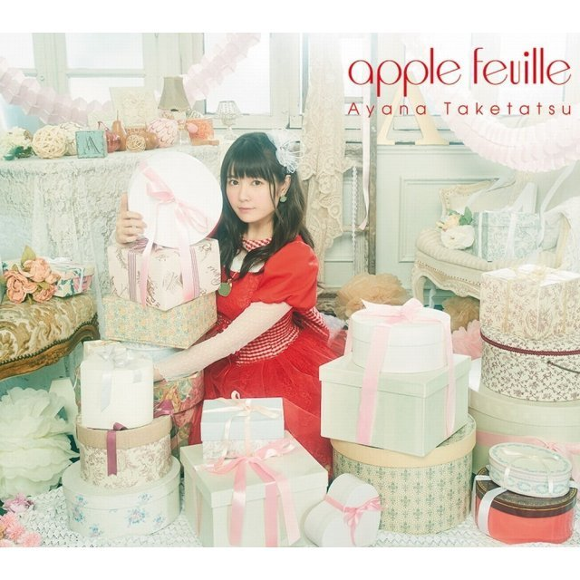 Apple Feuille [CD+Blu-ray]