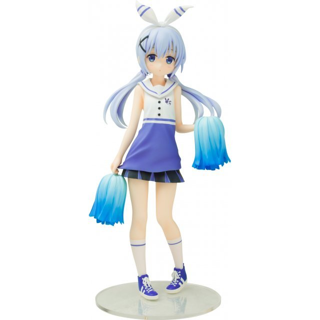 Is the Order a Rabbit?? 1/7 Scale Pre-Painted Figure: Chino Cheerleader Ver.