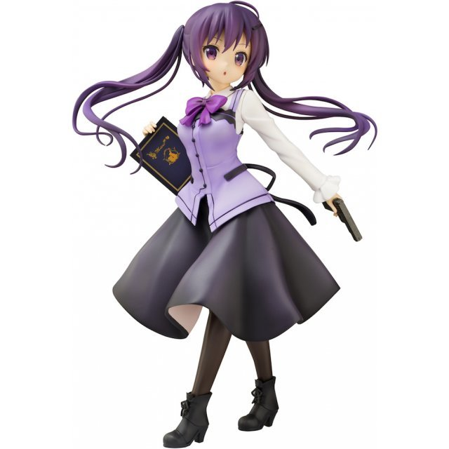 Is The Order A Rabbit 1 7 Scale Pre Painted Figure Rize