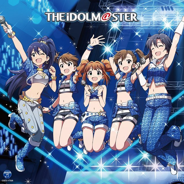 The Idolm@ster Primal Dancing Blue
