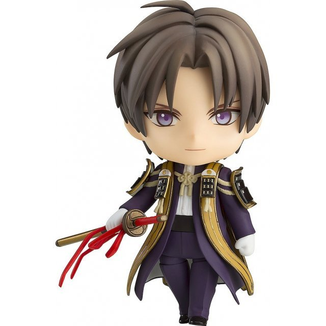 Nendoroid No. 617 Touken Ranbu -Online-: Heshikiri Hasebe [Good Smile Company Online Shop Limited Ver.] (Re-run)