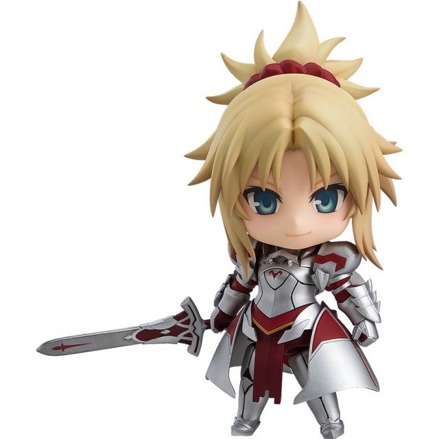 Nendoroid No. 885 Fate/Apocrypha: Saber of 'Red'