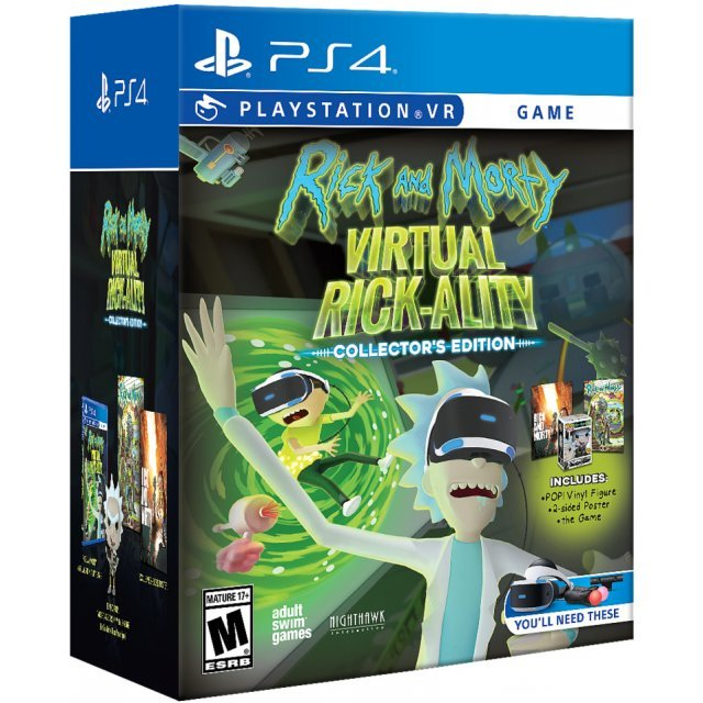 Rick and Morty Simulator: Virtual Rick-ality [Collector's Edition]